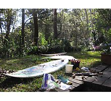 Plein Air Studio 2008 Photographic Print