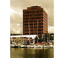 photoj Sydney ro Hobart Yacht Race Photographic Print