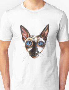 Die Katze Unisex T-Shirt