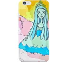 Queen Frostine Candy Land, Ruler of the Ice Cream Sea iPhone Case/Skin