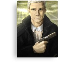 John Watson: An Unexpected Journey Canvas Print