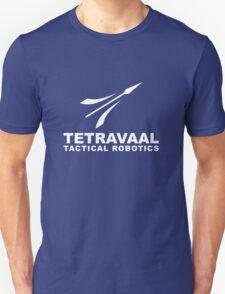 TETRAVAAL TACTICAL ROBOTICS Unisex T-Shirt