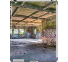 Brenton Point Stables Abandoned iPad Case/Skin