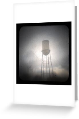 Water Tower TtV #2 by Paul Lavallee