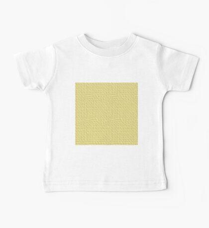 Beautiful Cushions/Yellow Linen Baby Tee