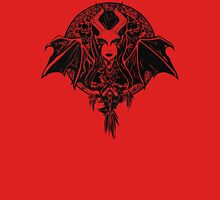 Queen of Pain Dota 2 Black Unisex T-Shirt