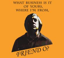 Chigurh by Joel Thompson