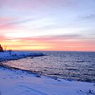 Two Harbors Minnesota USA by Shelby  Stalnaker Bortone