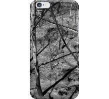 Scary Trees- Sampson Flat Bushfire 1 iPhone Case/Skin