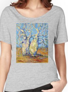 Kimberley Giants, Boab Trees Women's Relaxed Fit T-Shirt