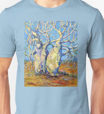Kimberley Giants, Boab Trees Unisex T-Shirt