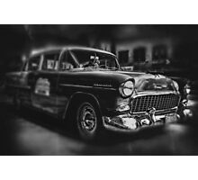 Dreamin' of My Chevy Photographic Print
