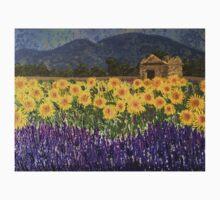 Fields of Provence Kids Tee