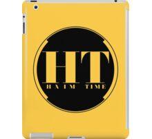 HAIM TIME (Transparent Backing) iPad Case/Skin
