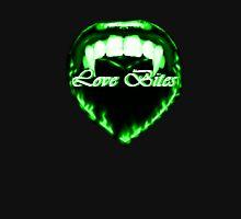 Love Bites: Green w/ Envy Unisex T-Shirt