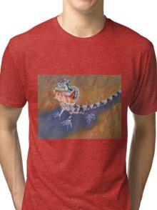 Frilly Tri-blend T-Shirt