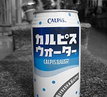 Calpis by ThanklessJester