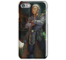Terrene Odyssey - DeMattei iPhone Case/Skin