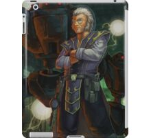 Terrene Odyssey - DeMattei iPad Case/Skin