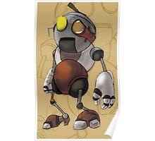 Little Robot Boy 5 Poster