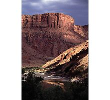 Green River View Photographic Print