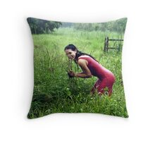 untitled #97 Throw Pillow