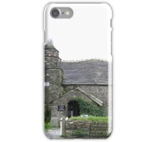 OLD POST OFFICE - TINTAGEL CORNWALL iPhone Case/Skin