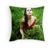 untitled #106 Throw Pillow