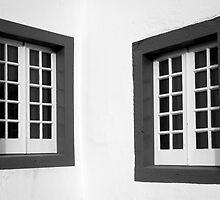 Neighbors by Gaspar Avila