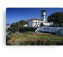 Ribeira Grande, Azores Canvas Print