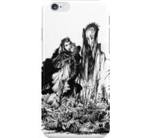 Terraformer's Granddaughter iPhone Case/Skin