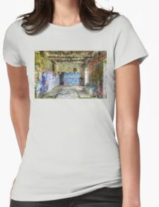 Abandoned Building  T-Shirt