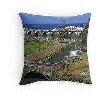 Ribeira Grande, Azores Throw Pillow