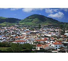 Ribeira Grande, Azores Photographic Print