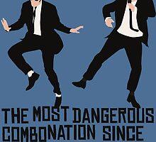 Blues Brothers Dangerous Combo  by Filmowski