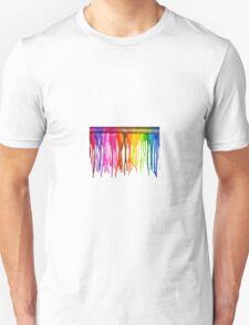 Dripping Crayons T-Shirt