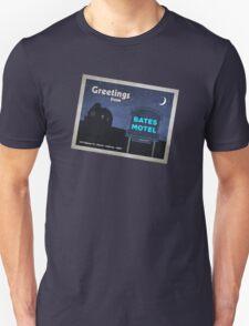 Greetings from Bates Motel! T-Shirt