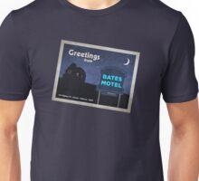 Greetings from Bates Motel! Unisex T-Shirt