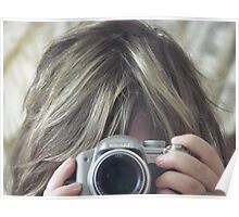 A Cameras Self Portrait  Poster