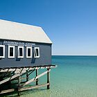 at Busselton Jetty by Elli Schweizer