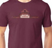 the hamilton building Unisex T-Shirt