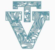 Alpha Delta Pi Virginia Tech Logo by jaylajones