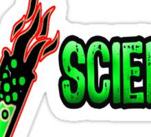 Mad Scientist Sticker