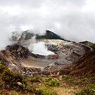 Poas volcanic park by digitaldawn
