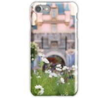 Partner's Statue Flowers iPhone Case/Skin