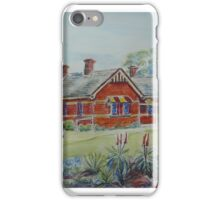 Truganina Explosives Reserve Keepers Quarters 1 iPhone Case/Skin