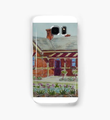 Truganina Explosives Reserve Keepers Quarters 2 Samsung Galaxy Case/Skin