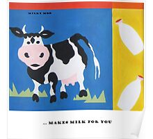 Milky Moo  Poster