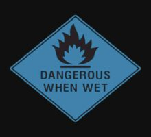 Dangerous When Wet by GreasyGrandma