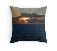 Sunrise @ Waverley Cemetery Throw Pillow